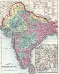South Asia, 1857, zoomable map