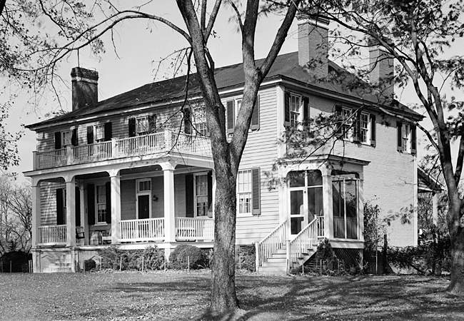Taney Birthplace, Calvert County, Maryland