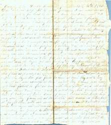 William Elisha Stoker to Elizabeth E. Stoker, June 17, 1863 (Page 1)