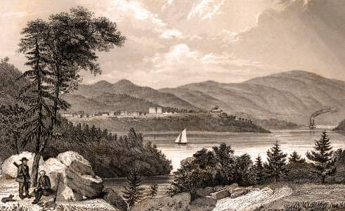 West Point, New York, 1854